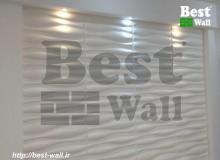 طراحی دیوار نمایشگاه و گالری مبل