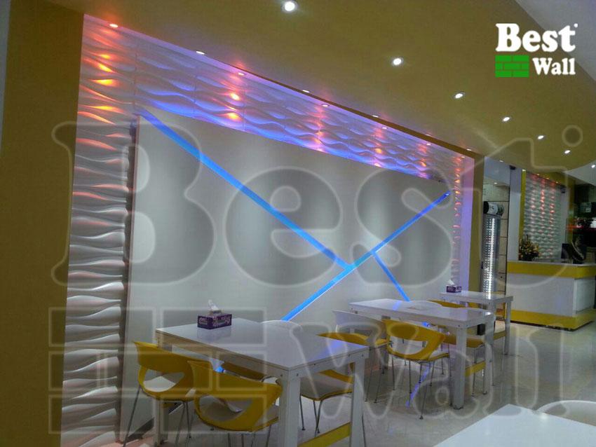 دیزاین فست فود و رستوران