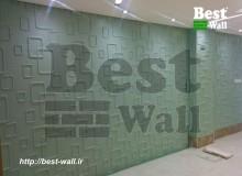 دکور دیوارهای لابی ساختمان