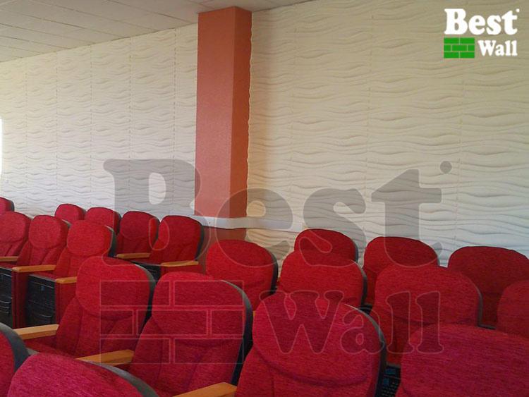 دیوارپوش سالن سینما ، سخنرانی و کنفرانس