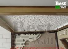 سقف پوش سه بعدی - طرح بیضی