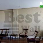 دکور اتاق پذیرایی و نشیمن با طرح صحرای دیوارپوش بست وال