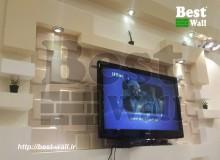 پشت تلویزیون