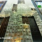 متریال سه بعدی نمای ساختمان