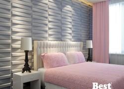 زیباترین دیوارپوش اتاق خواب