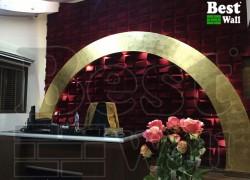 زیباترین دیوار پوش رکوراتیو با روکش مخملی