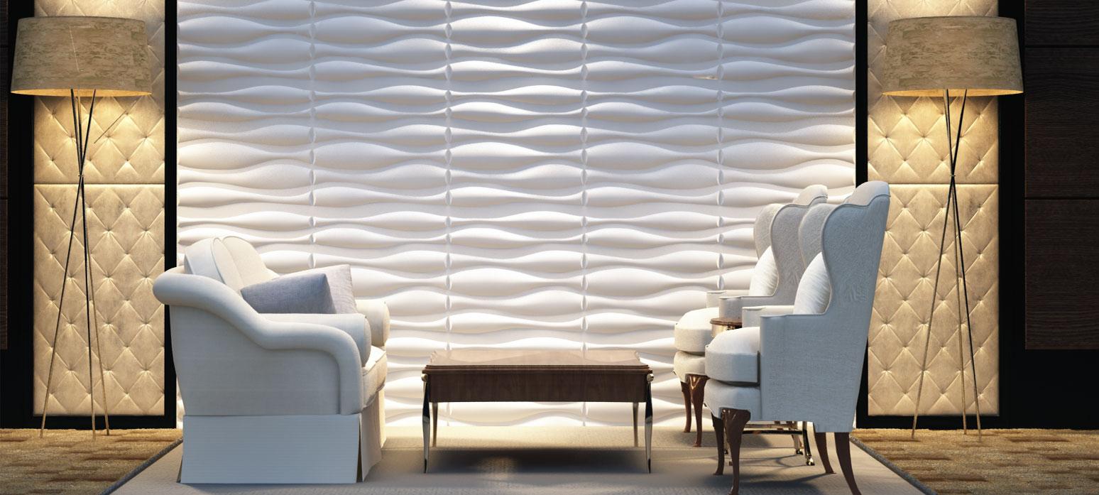 طراحی و اجرای لابی ساختمان
