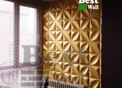 دیوارپوش دکوراتیو سه بعدی شرکت