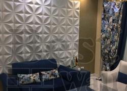 طراحی دکوراسیون فضای اداری دیوارپوش مخصوص دفتر کار