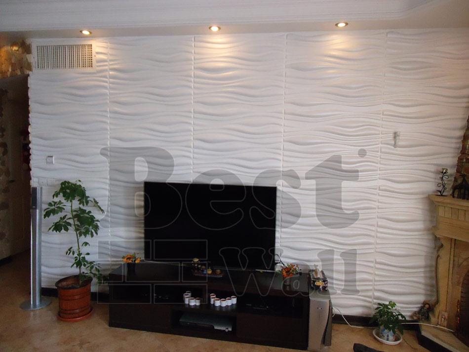 طرح خاص دیوار تلویزیون