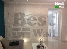 طراحی دیوار مطب