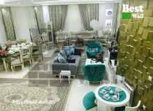 چیدمان زیبای خانه با متریال دکوراتیو