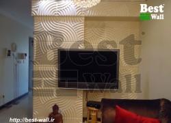 دکور دیوار تلویزیون