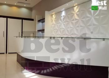 طراحی دکور کانتر و دیوار بوتیک و فروشگاه پوشاک