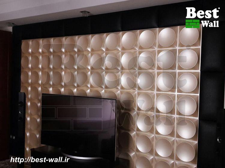 دیوار تلویزیون آجودانیه