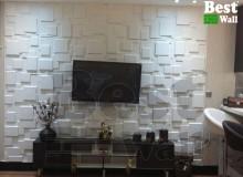 کاغذ دیواری برجسته مدرن پشت ال ای دی