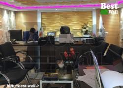 طراحی داخلی دفتر کارخانه