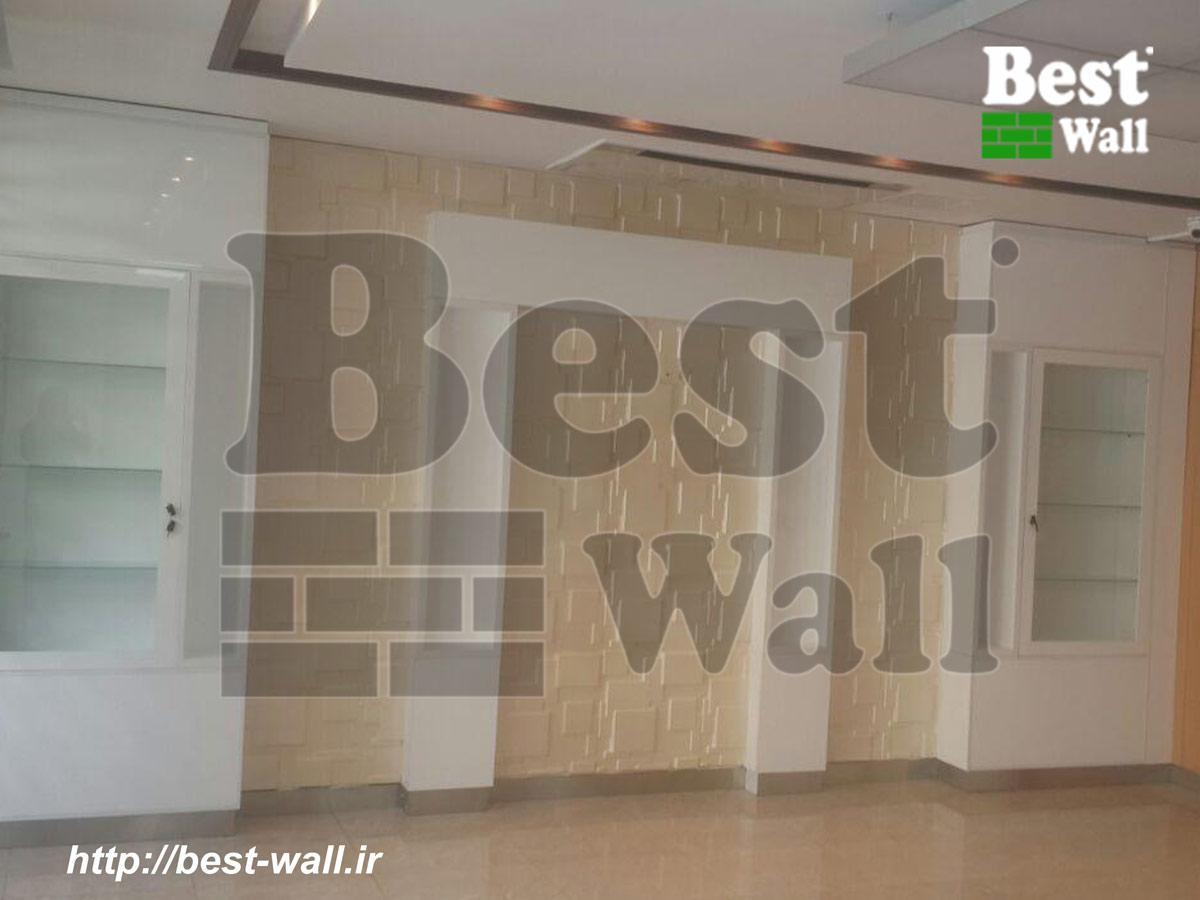 دکوراسیون دیوار لابی