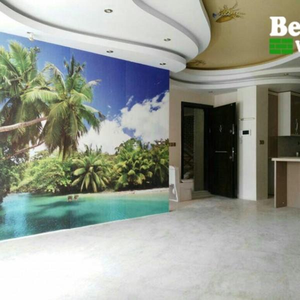 کاغذ دیواری عکسی برای دیوار و سقف