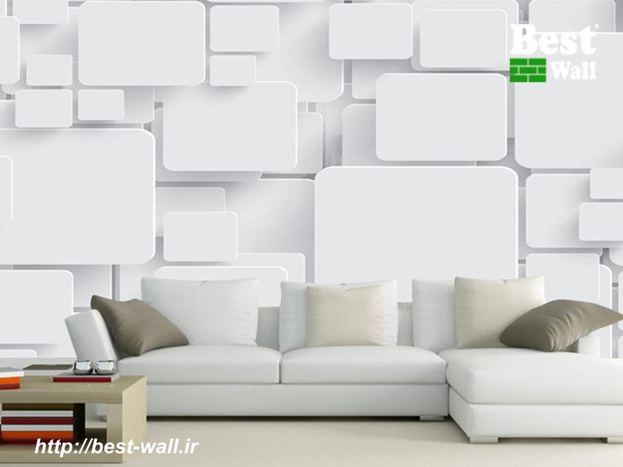 کاغذ دیواری سه بعدی بست وال