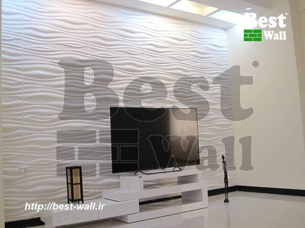 طراحی دیوار تلویزیون | شیراز