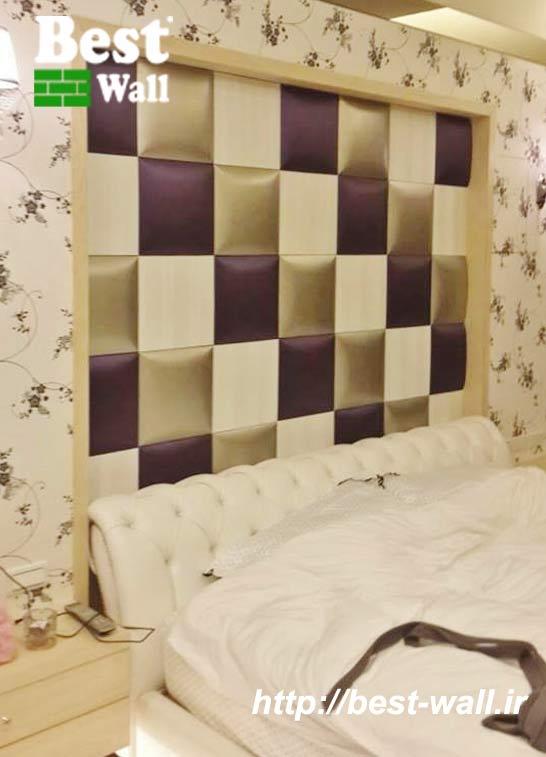 تزیین و دکور بالای تخت خواب