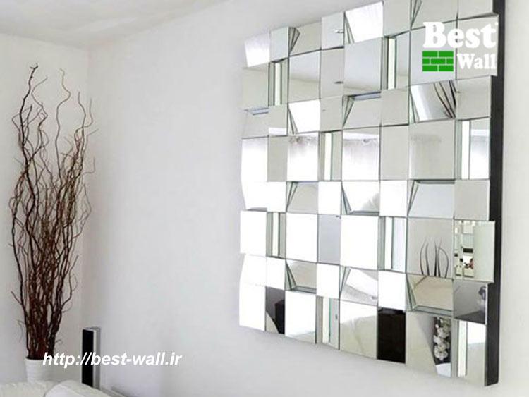 آینه کاری دکوراتیو دیوار و سقف