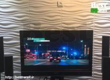 نصب تلوزیون روی دیوار