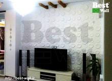 دیزاین پشت تلویزیون ال ای دی