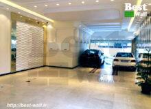 دکوراسیون داخلی نمایشگاه خودرو