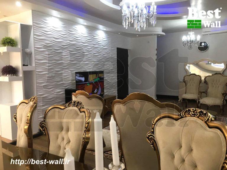 دیوار تلویزیون خرمشهر