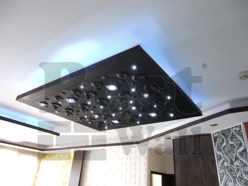طراحی و زیبا سازی سقف منزل