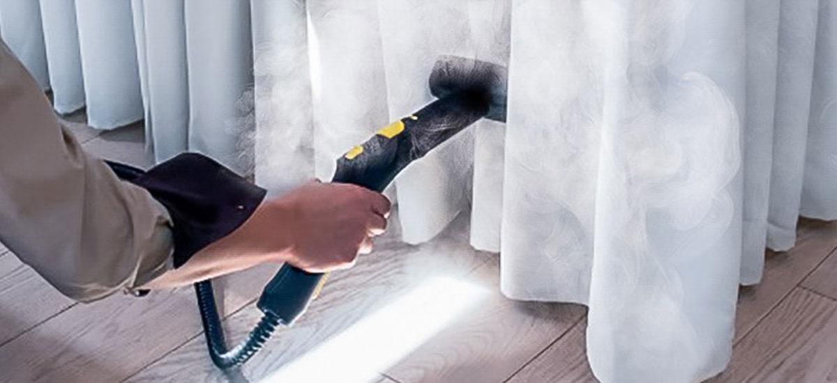 طریقه شستشوی پرده منزل