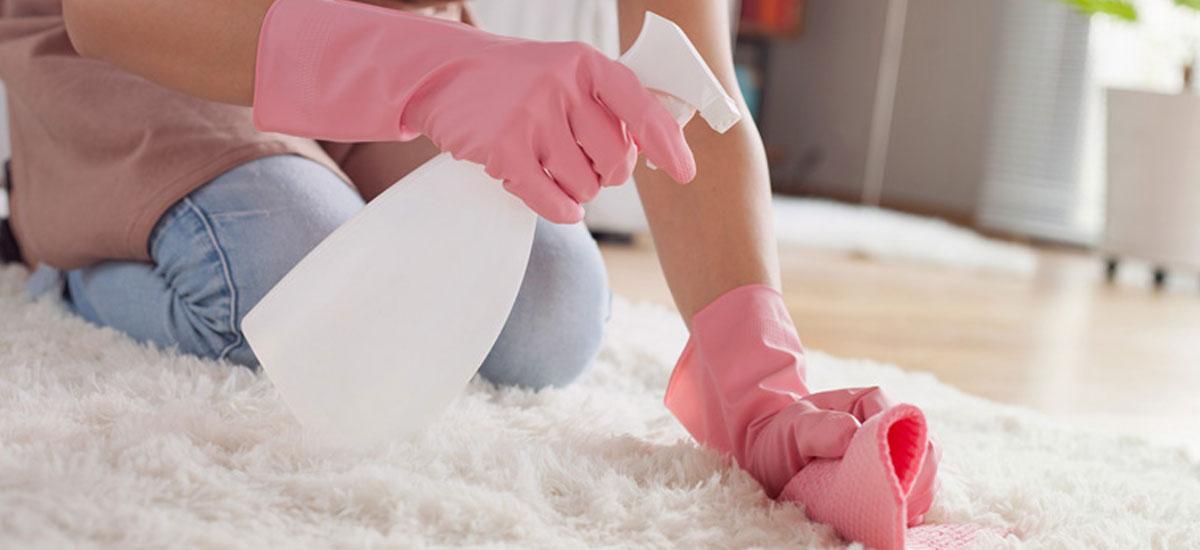 طریقه شستشوی فرش