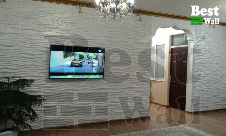 دیوار پشت تلویزیون