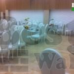 طراحی دیوارهای تالار پذیرایی آرشام