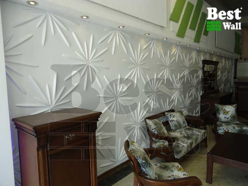 دیزاین دیوار اتاق نشیمن