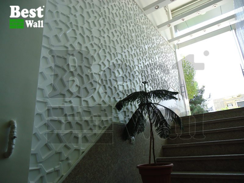 دیوارپوش سه بعدی