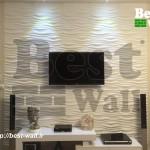 دیوار دکوری برای تلویزیون