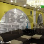 دیوار پوش دکوراتیو گالری مبلمان