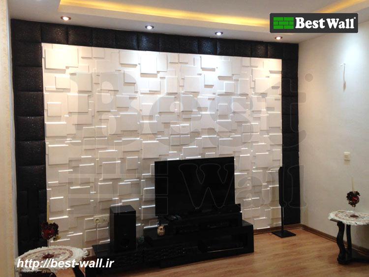 دیوار تلویزیون سعادت آباد