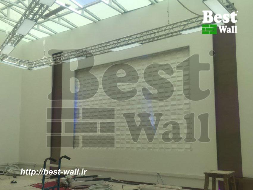 دیزاین مدرن دیوار