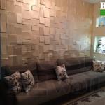 دیوارپوش جدید و زیبا جهت اتاق نشیمن و هال