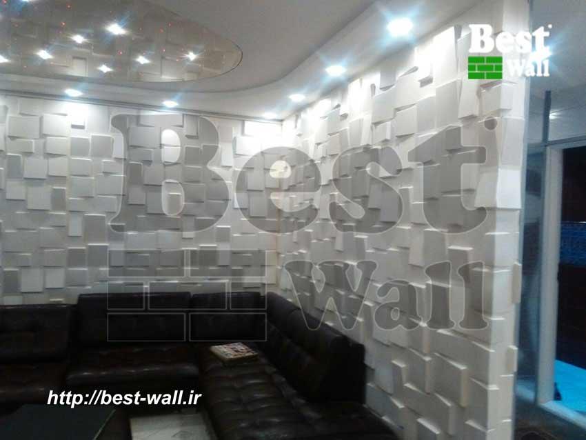دیوار پوش و پنل سه بعدی دکوراتیو بست وال