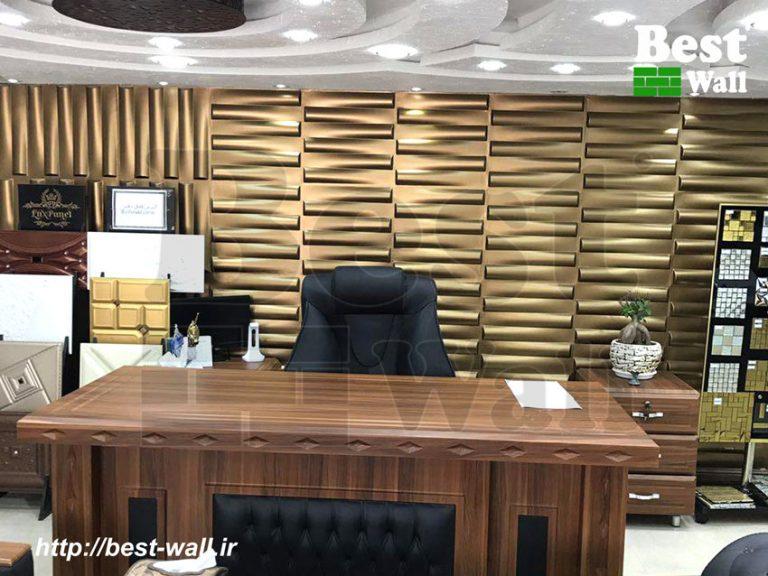 پروژه اداری دفتر عاملیت آبادان