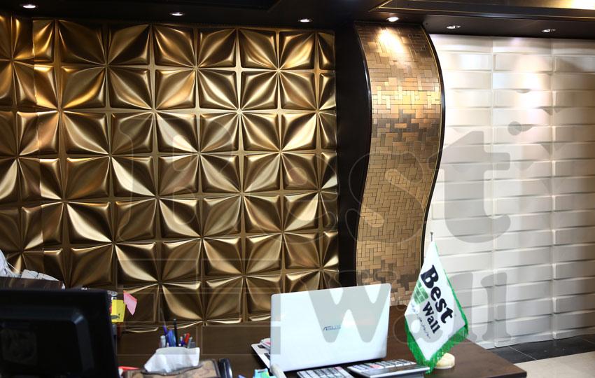 طراحی زیبای فضای اداری