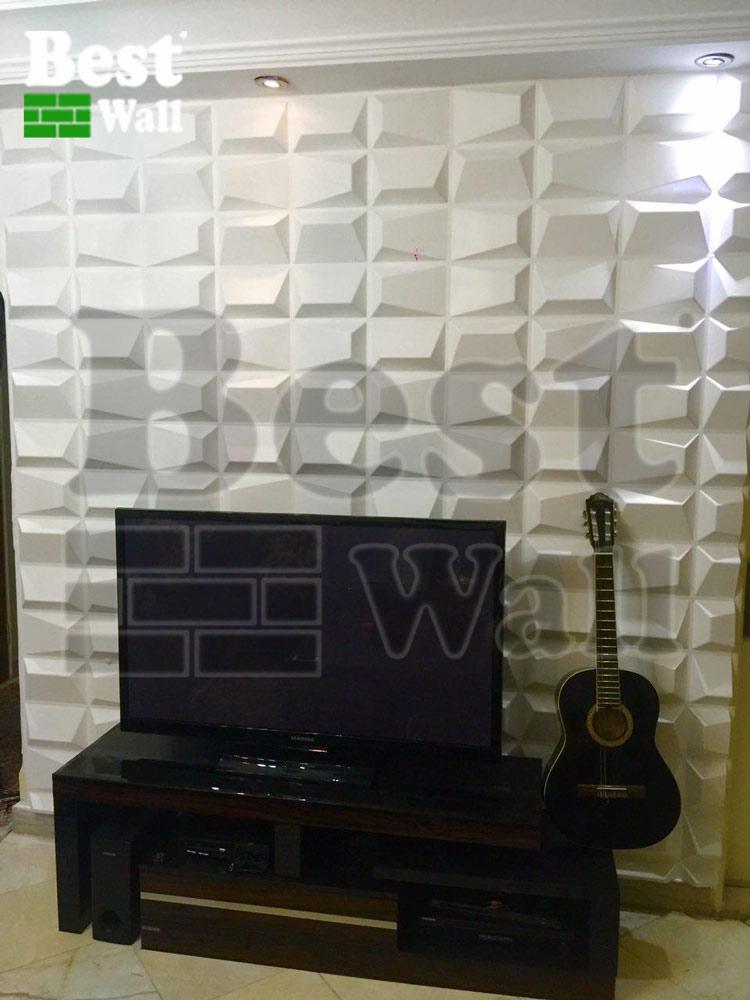 دیوار تلویزیون تهرانپارس طرح زمرد