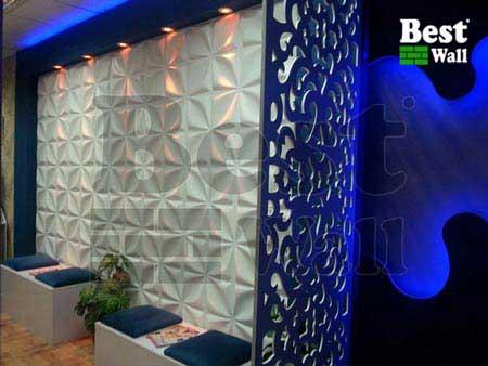 دیوارپوش جدید سالن زیبایی