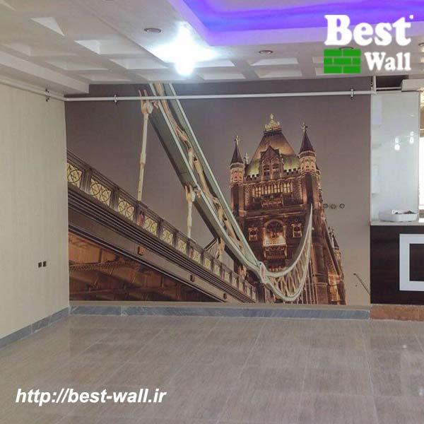 پوستر دیوار جدید طرح برج
