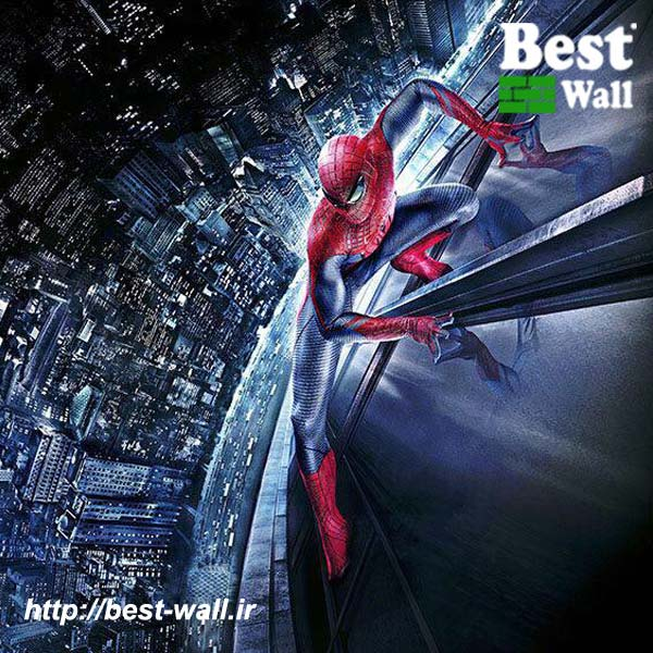پوستر و کاغذ دیواری مرد عنکبوتی